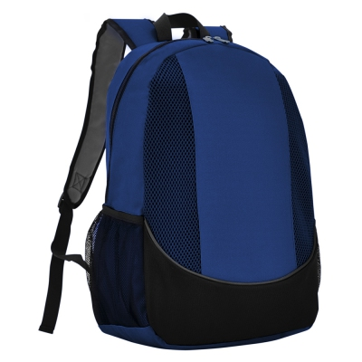 Backpack S02-500STD-02 Navy Blue