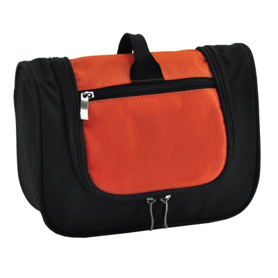Toiletry Pouch S04-107TOI-05 - ORANGE