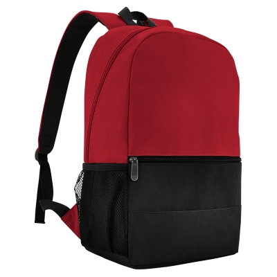 Backpack S02-567STD-03 - Red