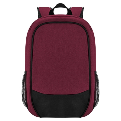 Backpack S02-677STD-23 DARK RED