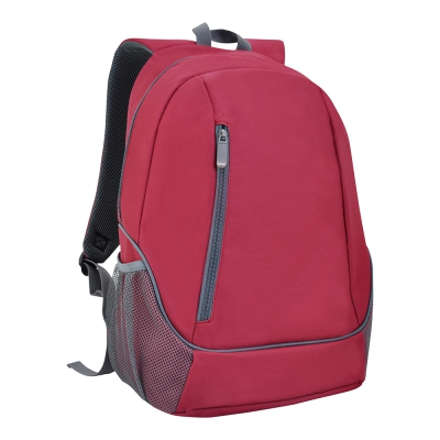 Backpack S02-555STD-03 - Red