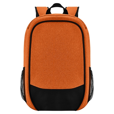 Backpack S02-677STD-05 ORANGE