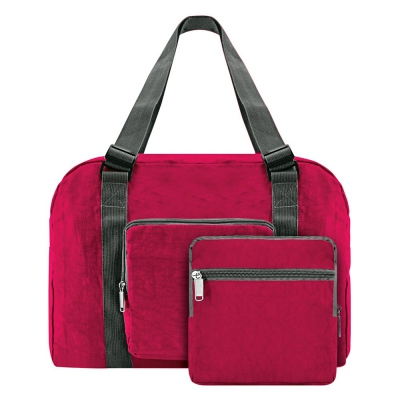 Travel Bag S05-055FOL-03 - RED