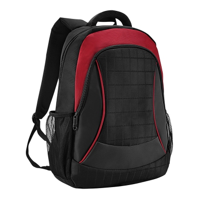 Backpack S02-462LAP-03 Red