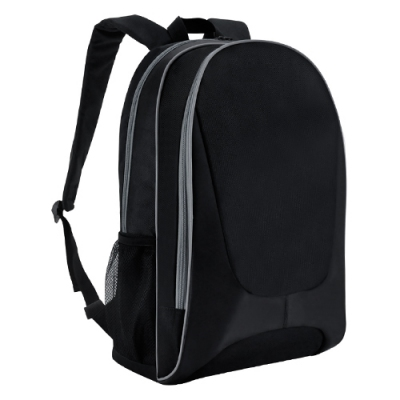 Backpack S02-372LAP-01 Black