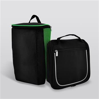 Toiletry Pouch and Shoe Bags